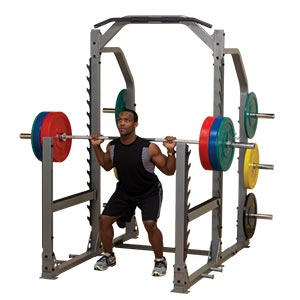 Pro Club Line Multi Squat Rack