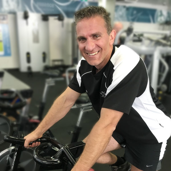 Gino Saccoccio Director/Personal Coach | Essence Fitness 24 Hour Gym