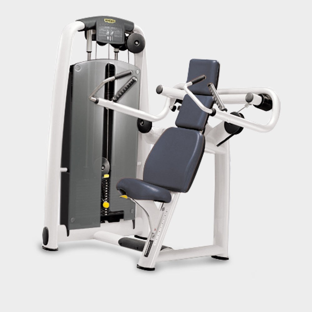 Pin Loaded Weight Machines - Essence Fitness 24 Hour Gym
