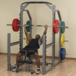 Multi Squat Rack | Essence Fitness 24 Hour Gym